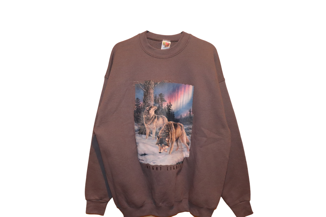 OVERSIZED WOLF SWEATSHIRT