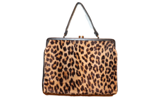 CHEETAH PRINT BAG