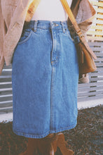 ESPIRIT JEAN SKIRT
