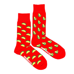Friday Sock Co. - Taco Avocado