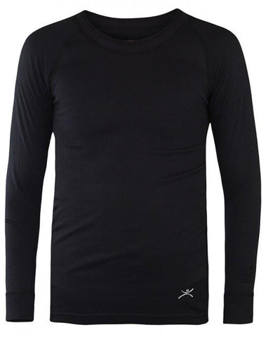 Terramar 2-Layer 2.0 Long Sleeve Crew Neck Youth