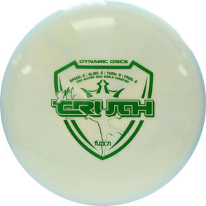 Dynamic Disc Fuzion EMac Truth