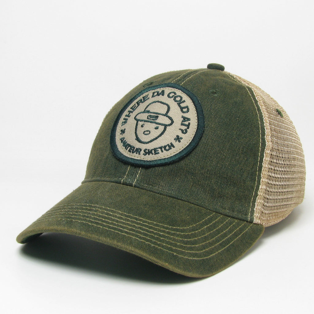 Crichton Leprechaun Amateur Sketch Hat