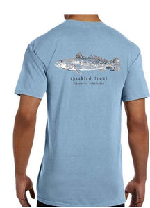 Phins Apparel Speckled Trout Tee
