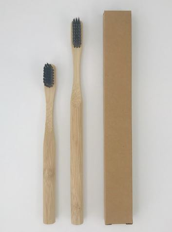 Tundra Bamboo toothbrush 100% biodegradable