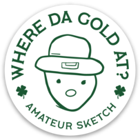 Crichton Leprechaun Amateur Sketch