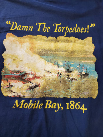 """Damn The Torpedoes!"" Tee"