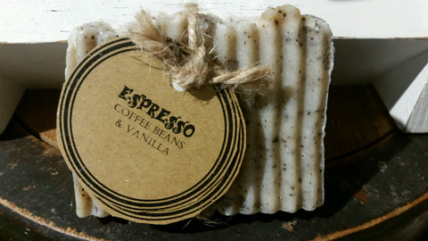 Margaret Raiford Espresso Soap