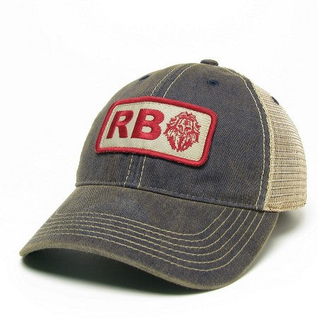 RBO Rectangle Patch Hat