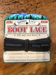Sierra Lace Boot Lace