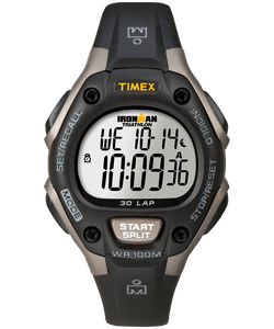 Timex IRONMAN Classic 30 Mid-Size Resin Strap Watch