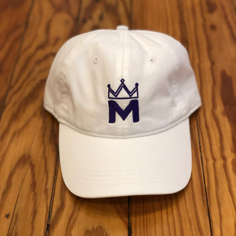 Mobtown Merch Mobile Mardi Gras Dad Hat