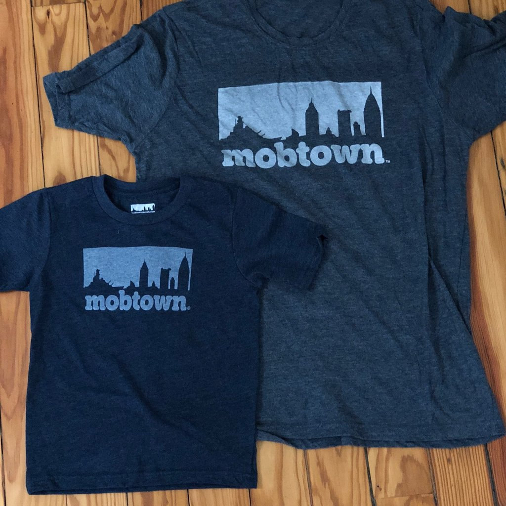 Mobtown Skyline Youth Tee