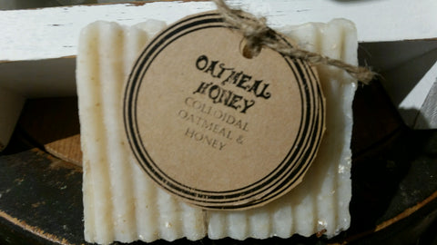 Margaret Raiford Oatmeal Honey Soap