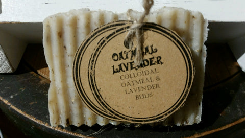 Margaret Raiford Oatmeal Lavender Soap
