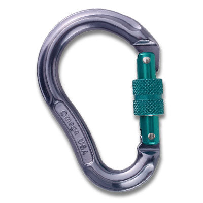 Omega Pacific Jake Screw-Lok Carabiner