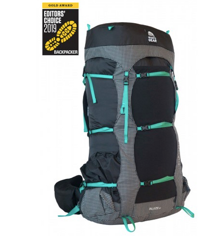 Granite Gear Blaze 60L Pack