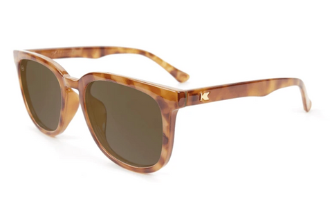 Knockaround Pasa Robles Polarized Blonde Tortoise/Amber