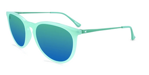 Knockaround Mary Janes Polarized Mint Jelly