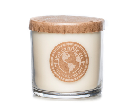 Eco Candle Warm Vanilla