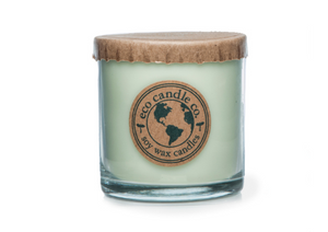 Eco Candle Eucalyptus Mint
