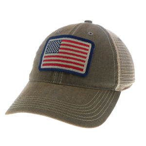 RBO USA Flag Hat