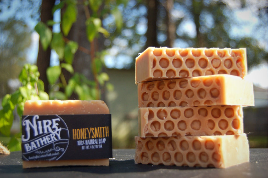 Nire Bathery Honeysmith Soap