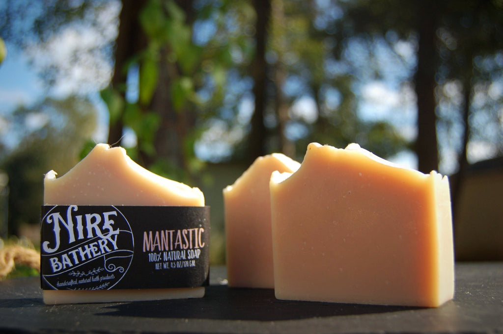 Nire Bathery Mantastic Soap
