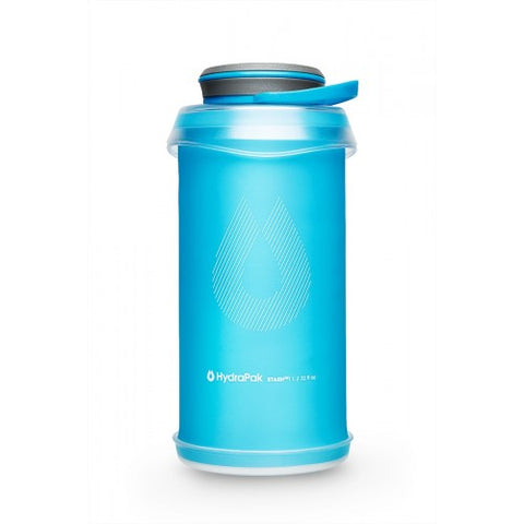 HydraPak Stash 1L Flexible Bottle