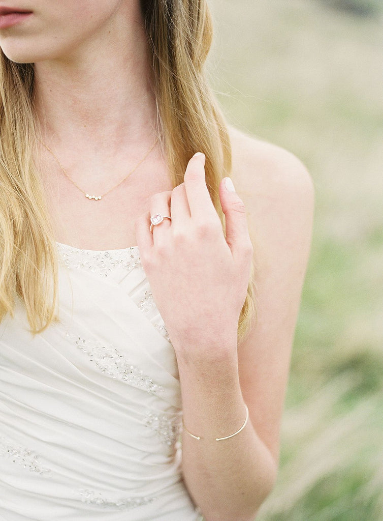 Atheria Jewelry featured in The White Wren