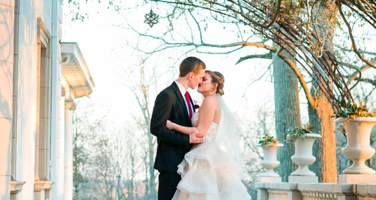 A Winter Fairytale Wedding