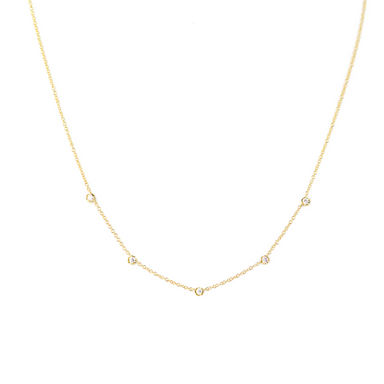 Eliana Diamond Necklace