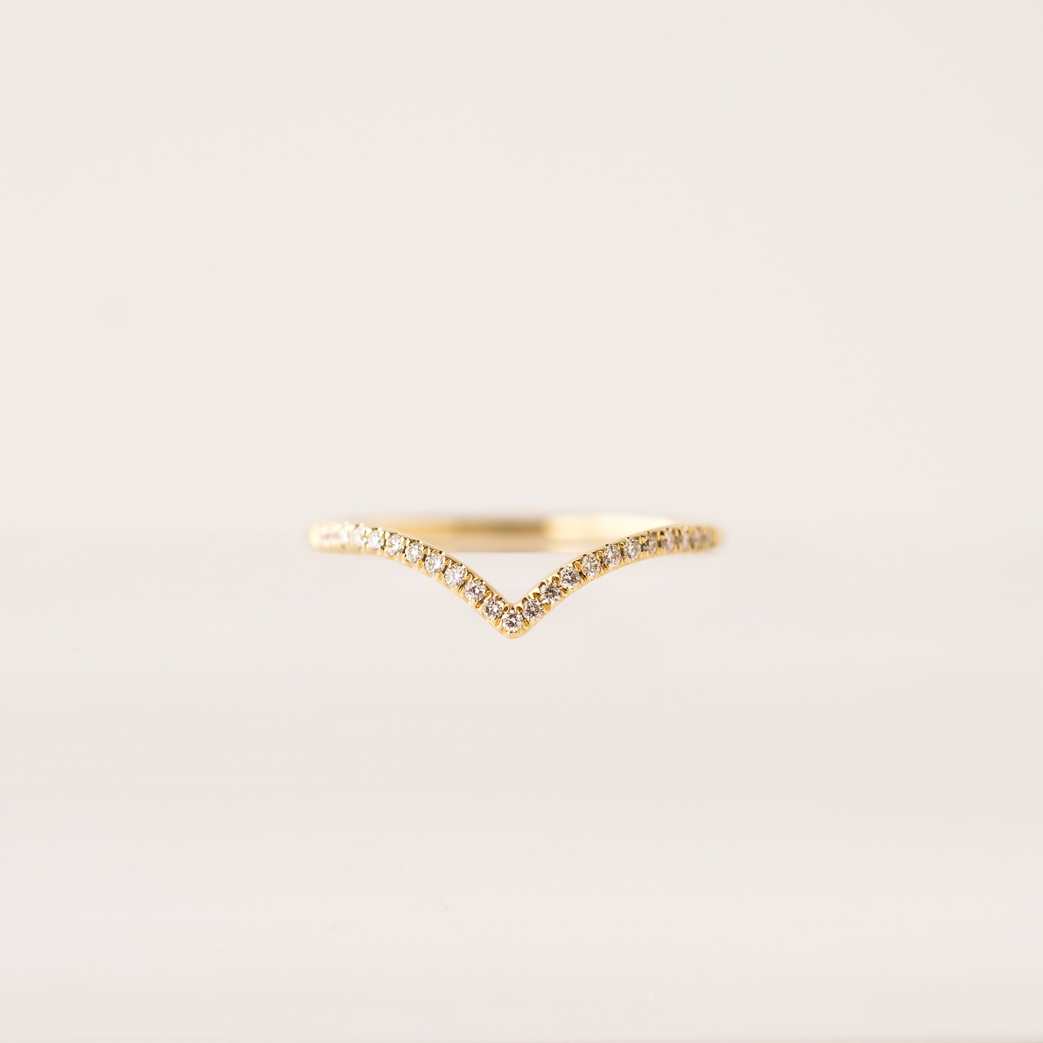 Natalie Chevron Ring