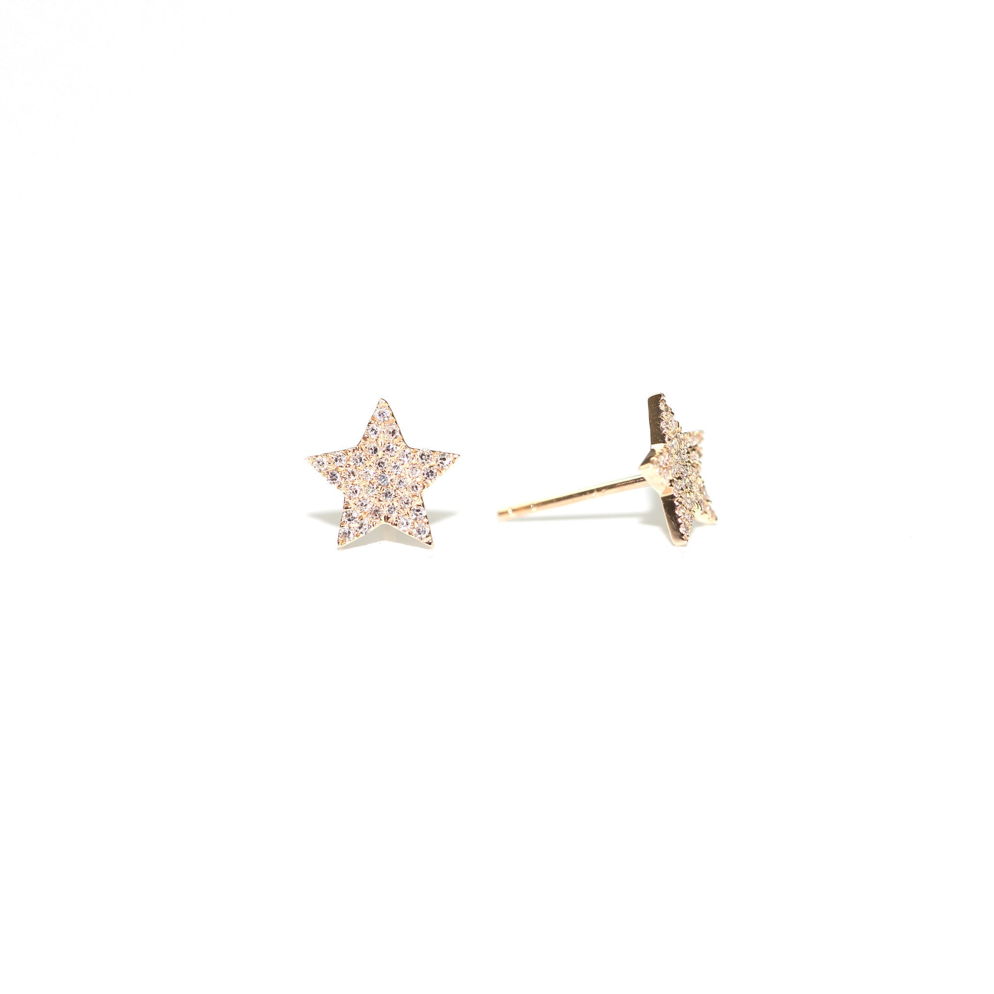 cut princesscut earrings stud solitaire p t white v princess in w diamond gold tw ct