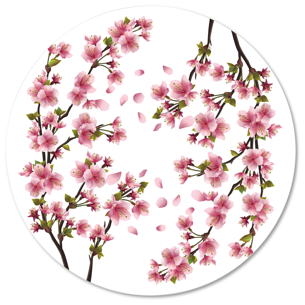Cherry Blossom Print Placemat- SET OF 4