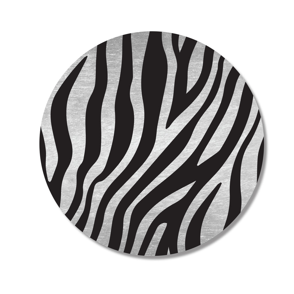 Zebra Print Placemat- SET OF 4