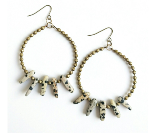 Speck Etta Earrings