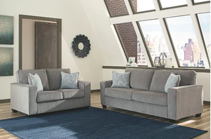 Altari Sofa and Loveseat ASH87214