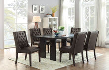 Load image into Gallery viewer, POU2367-1501-1503 7-Pcs Dining Set