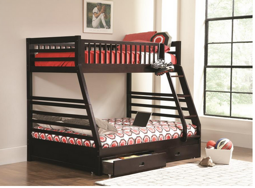COA460184 - Twin-over-Full Bunk Bed