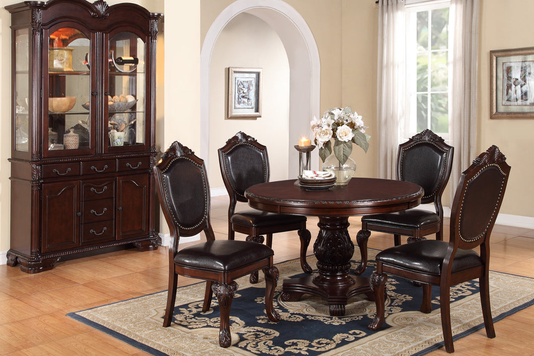 POU2187 5-Pcs Dining Set