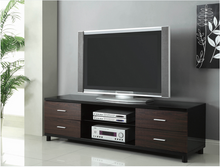 "Load image into Gallery viewer, COA700826 Contemporary Two-Tone 71"" TV Console"