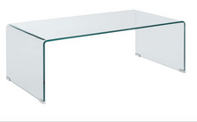 Load image into Gallery viewer, XCOA705328 Contemporary Clear Table Collection