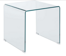 Load image into Gallery viewer, COA705328 Contemporary Clear Table Collection