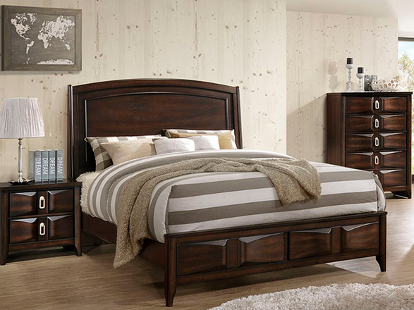 POU9327Q - Bed Frame Only