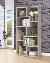 Load image into Gallery viewer, COA801137 - Transitional Bookcase