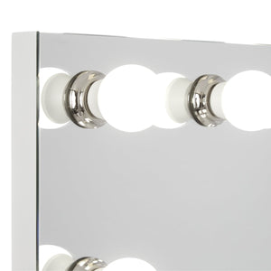 HOLLYWOOD PREMIERE SLIM VANITY MIRROR