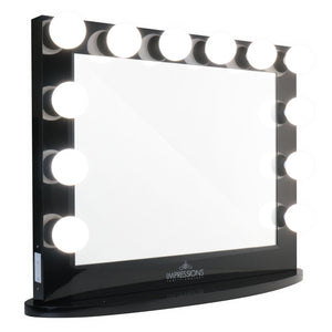 HOLLYWOOD ICONIC PLUS VANITY MIRROR