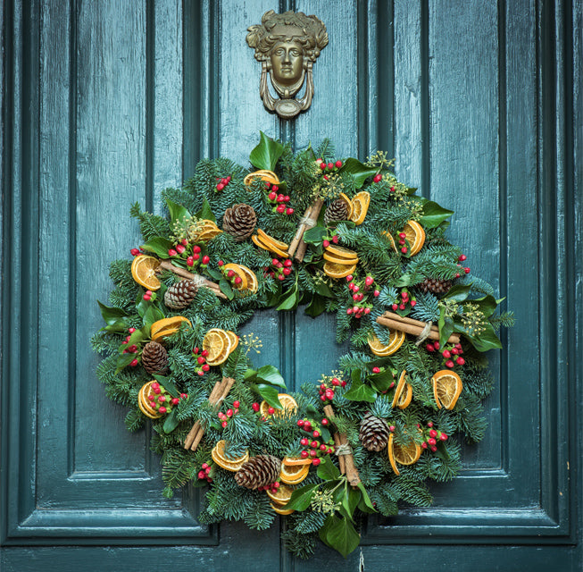 Wreath-Making Masterclass with Beautiful Flowers