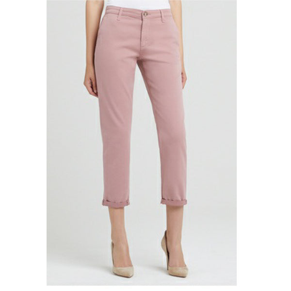 AG Caden Trouser French Rose AG Jeans, - Stripes Fashion and Beauty